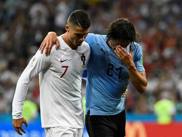 World Cup 2018: Cristiano Ronaldos On-Field Gesture Is Winning The Internet
