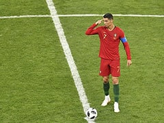 World Cup 2018: Cristiano Ronaldo Deserved Red Card, Says Furious Iran Coach