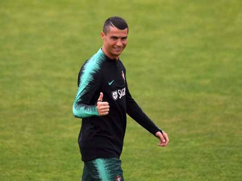 FIFA World Cup: Cristiano Ronaldo Joins Portugal Training Camp To Prepare For World Cup