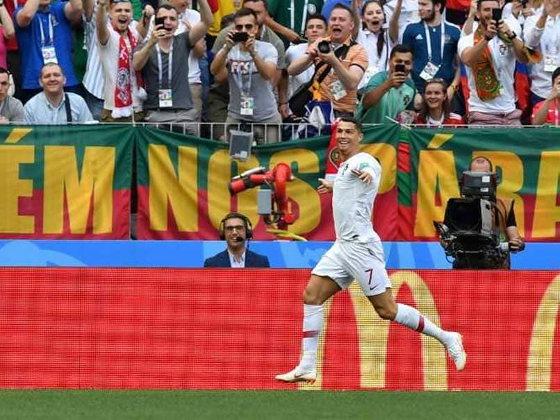 World Cup 2018: Cristiano Ronaldo Delivered Again As Portugal Down Morocco 1-0
