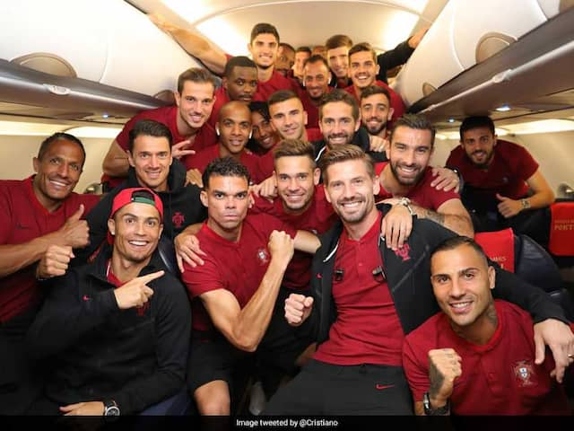 World Cup 2018: Cristiano Ronaldo Posts Photo, Says Vamos Portugal After Reaching Last 16