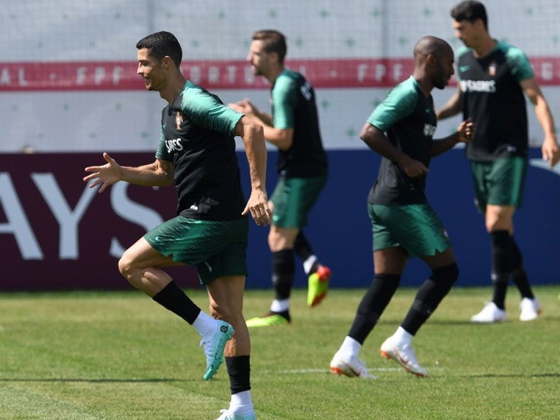 Cristiano Ronaldo should play on for Portugal, coach urges after exit
