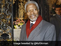 Kofi Annan Was A Conscience Keeper Of International Peace: PM Modi