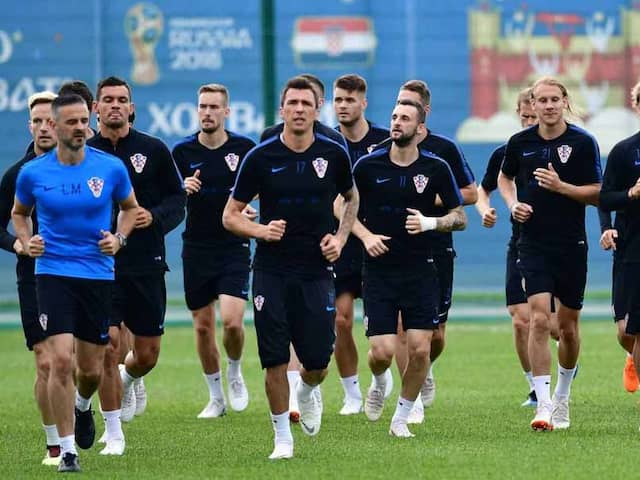 World Cup 2018: Croatia Take On Nigeria In Potentially Explosive Match