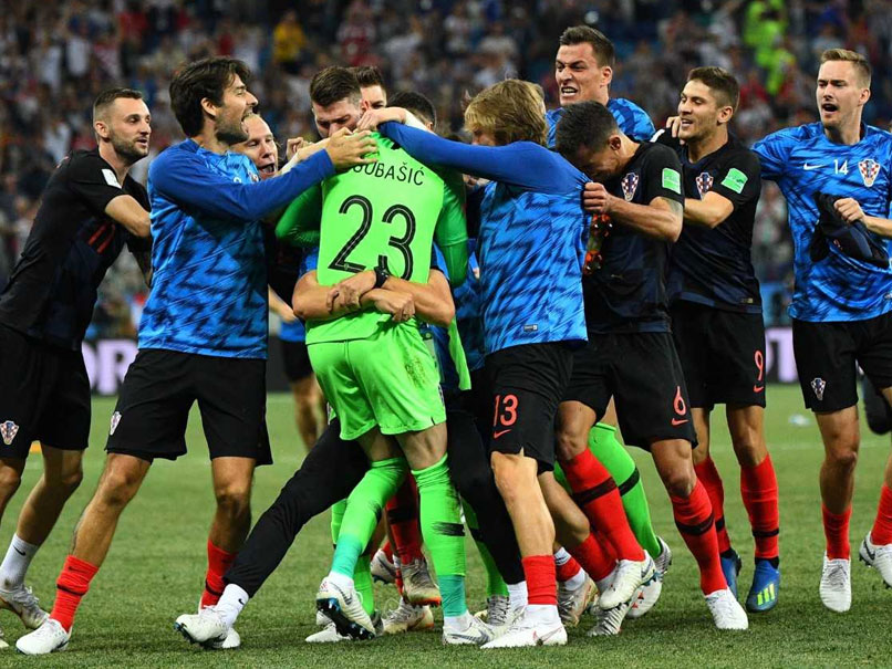 World Cup 2018: Croatia Beat Denmark On Penalties To Reach World Cup Quarter-Finals
