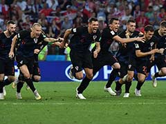 World Cup 2018: Croatia Beat Russia On Penalties To Set Up Semi-Final Clash With England