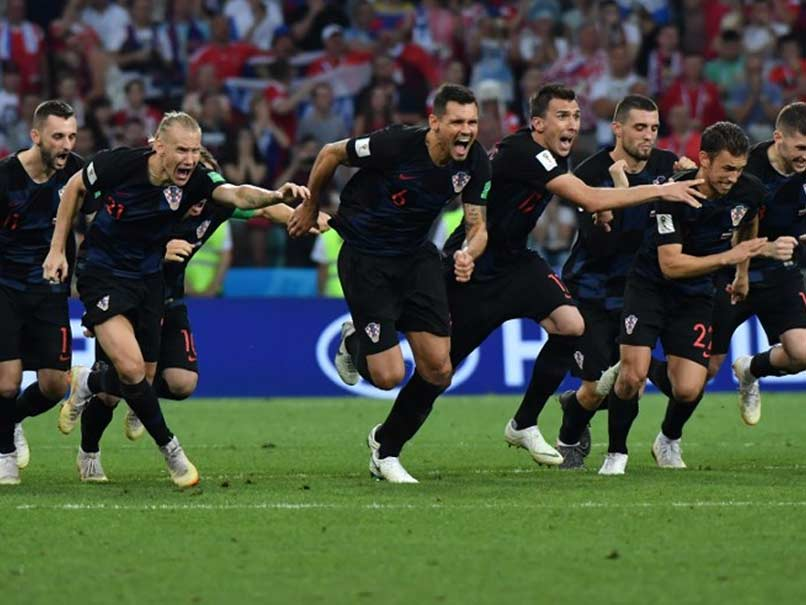 Kremlin statement says Vladimir Putin 'proud' of Russia's World Cup 'heroes'
