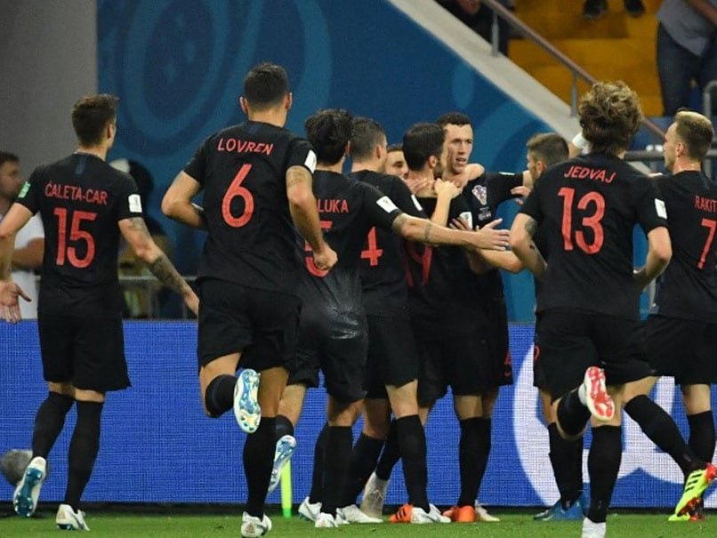 World Cup 2018: Croatia Beat Iceland To Secure First Place In Group D