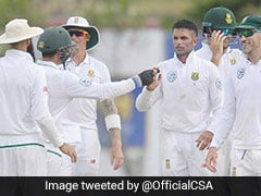 2nd Test: South Africa Bounce Back With Keshav Maharaj