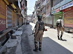 Terrorists Attack CRPF Camp In Jammu And Kashmir, Soldier Injured