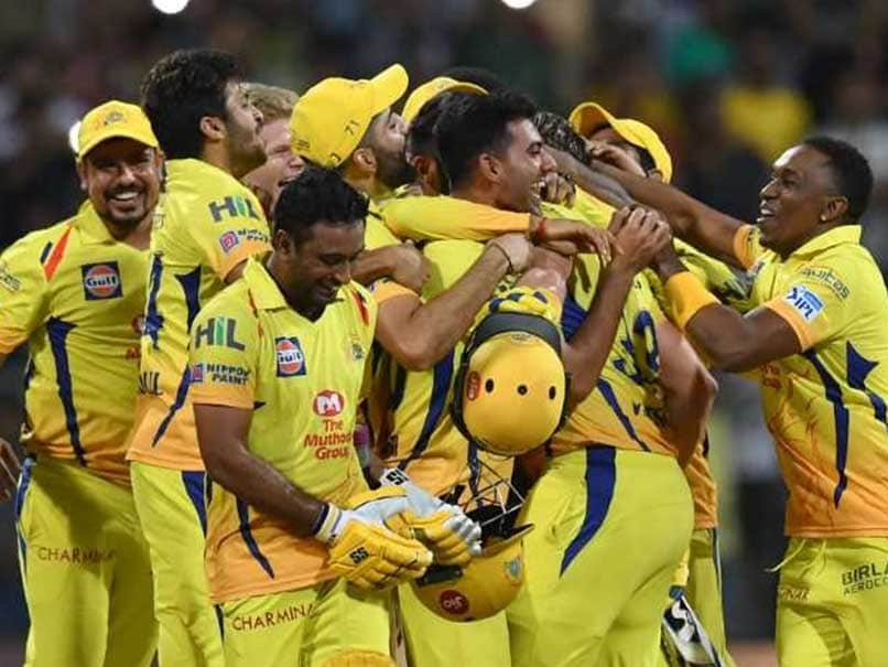 IPL 2018: A CSK Record That Went Unnoticed In The Title Celebrations
