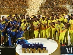 Chennai Super Kings Crowned IPL 2018 Champions As Shane Watson Blitzes SunRisers Hyderabad In Final