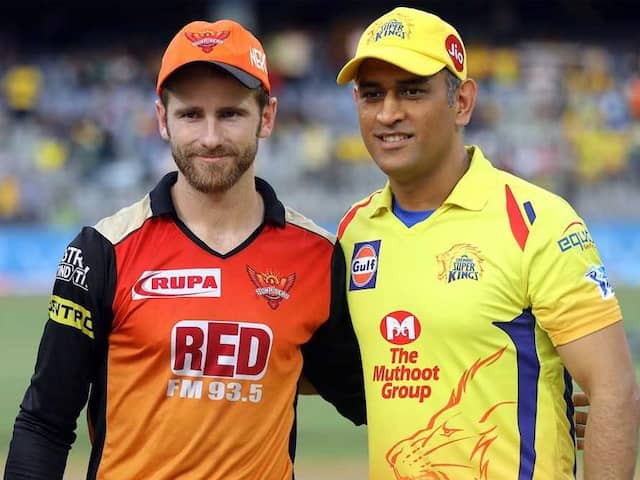 IPL 2018: Chennai Super Kings, SunRisers Hyderabad To Square Off In High-Voltage Finale