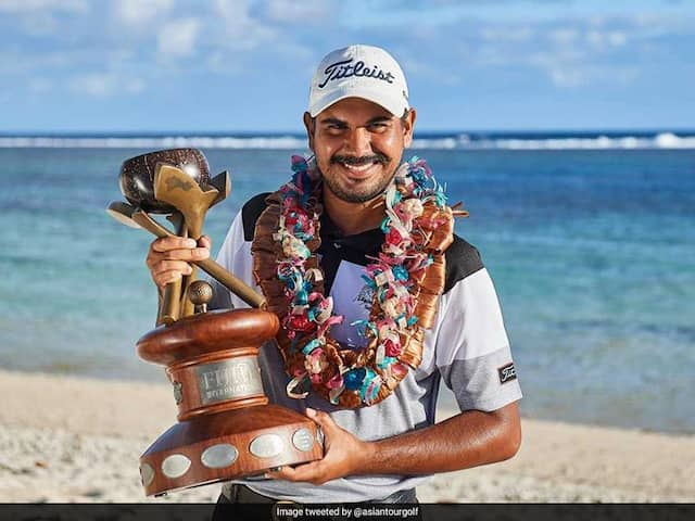 Crucial Eagle Gives Gaganjeet Bhullar Fiji International Title