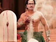 शिवराज सिंह चौहान का 'बाहुबली अवतार' वाला वीडियो : देखें- कौन बना है कटप्पा-भल्लालदेव, सोनिया गांधी की क्या है भूमिका