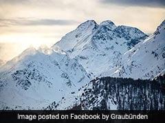 Plane, Glider Crash In Swiss Alps, 5 Dead