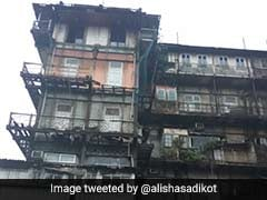 Tenants In A Tangle Over Renovating 150-Year-Old Building In Mumbai