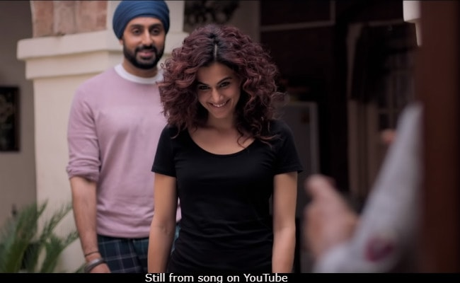 Manmarziyaan Song Chonch Ladhiyaan: Magical To See Taapsee Pannu Fall In Love With Abhishek Bachchan