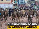 Video : Behind Shillong Clashes, A Long-Running Tension Over A Piece Of Land