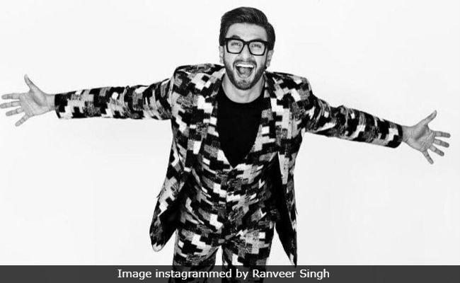 Ranveer Singh Has That Friday Feeling. Us Too
