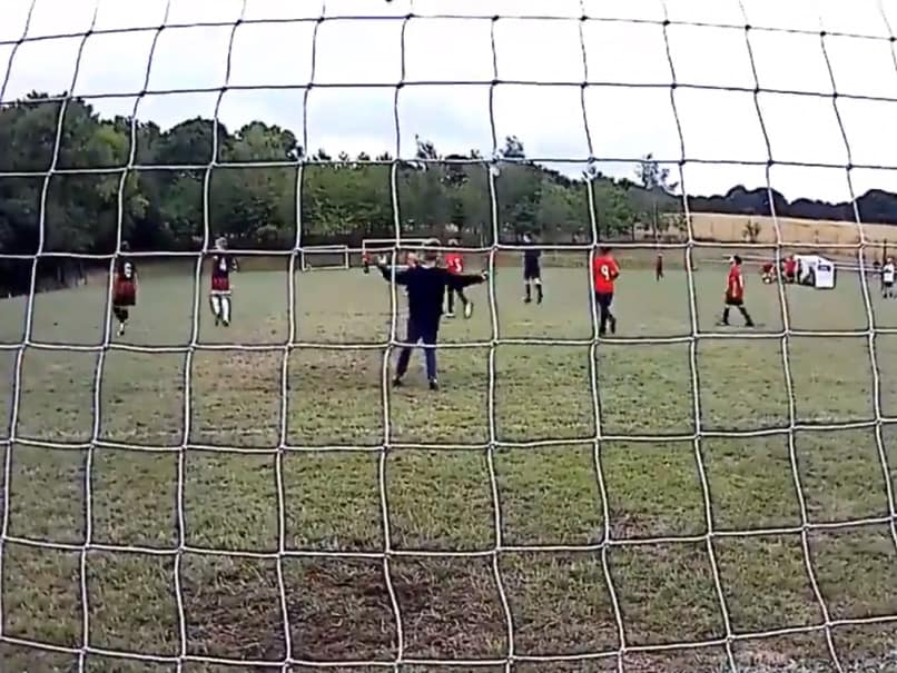 Video Of 9-Year-Old Losing Soccer Game Went Viral. Pros He Idolized Weighed In