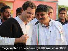 DK Shivakumar Does It Again For Congress in Karnataka