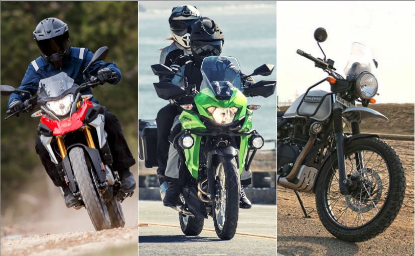 The newly launched BMW G 310 GS takes on the Versys-X 300 and the Himalayan