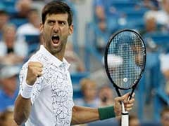 Novak Djokovic To Face Marin Cilic As Cincinnati Masters Title Dream Draws Closer