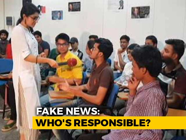 Video : News v/s Fake News: What Does Young India Believe In?