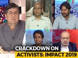 Video : Crackdown On Activists: Diversionary Tactics?