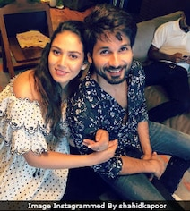 Shahid Kapoor Says 'Fights With Wife Mira Rajput Can Last Up To 15 Days'