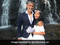 Milind Soman's Terrace Picnic With Family And Homemade Food Is Simply Adorable (See Pics Inside)