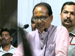 """Congress After My Blood"": Shivraj Chouhan Attacked With Stones, Slipper"