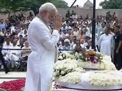 Farewell, Atal Bihari Vajpayee. PM Modi, Thousands Join Last Journey