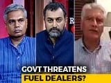 Video : Government 'Oils' BJP Election Machine?