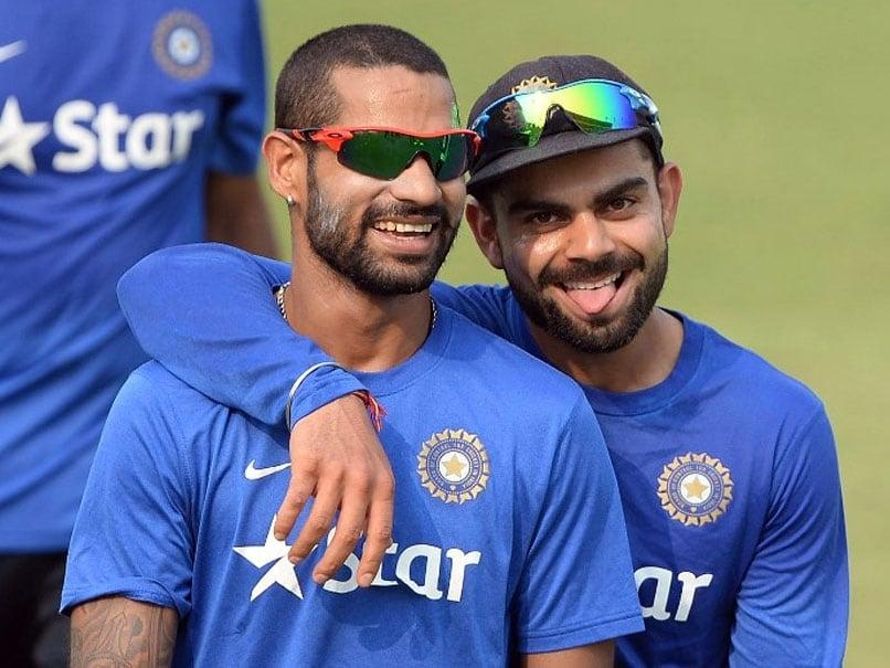 India vs England: Virat Kohli, Shikhar Dhawan Show How To Do Bhangra The Right Way