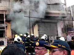 Fire Breaks Out In Mumbai's Parel Near Premier Cinema