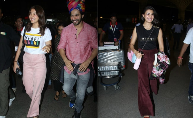 Anushka Sharma, Jacqueline Fernandez Prove That Flared Pants Are The Best To Stay Cool