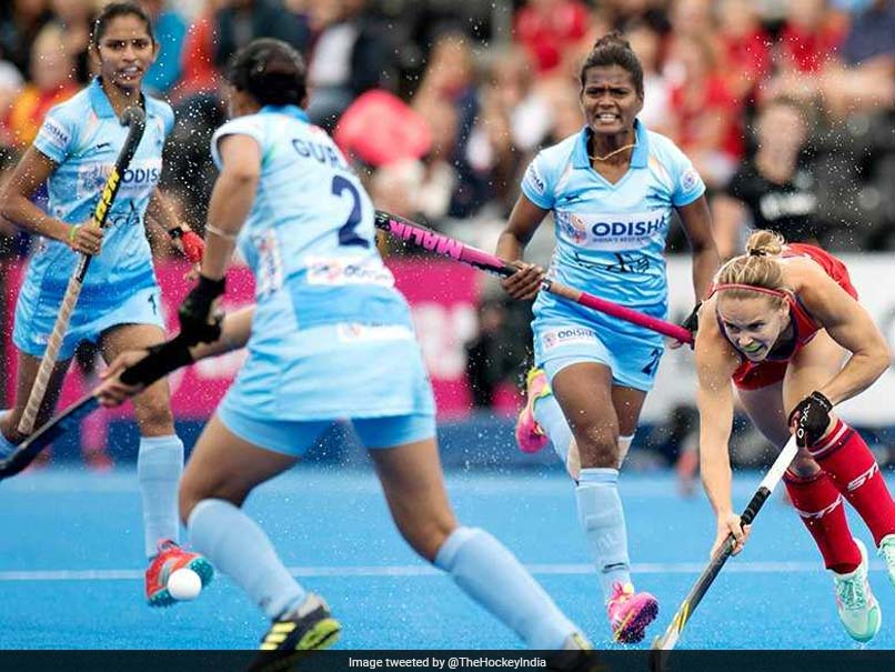 India vs USA, Womens Hockey World Cup Highlights: India Play Out 1-1 Draw vs USA