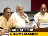 Video : No-Trust Vote Shadow Over Monsoon Session That Begins Today