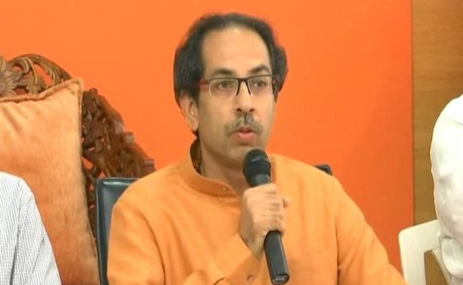Uddhav Thackeray Demands Withdrawal Of Cases Against Maratha Protesters