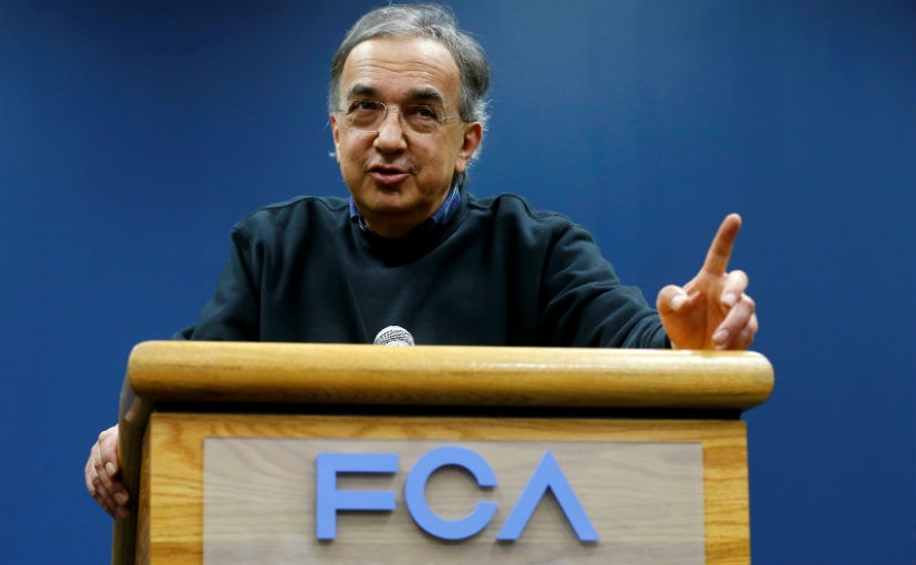 Marchionne spun off Ferrari as a highly successful separate business