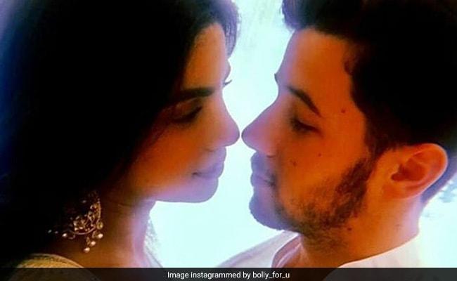 Priyanka Chopra ने यूं खुलेआम किया प्यार का इजहार, Nick बोले- 'ये है मेरी होने वाली...' देखें Pic