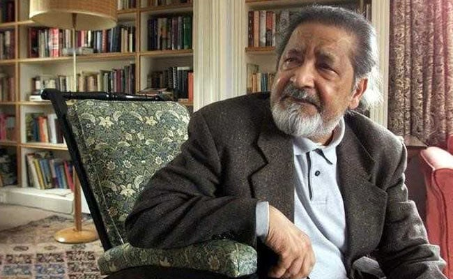 """Lost Beloved Elder Brother"": Salman Rushdie, Others Remember VS Naipaul"