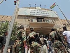 Gunmen Storm Iraq Kurdish Governor's Office, Killing 1