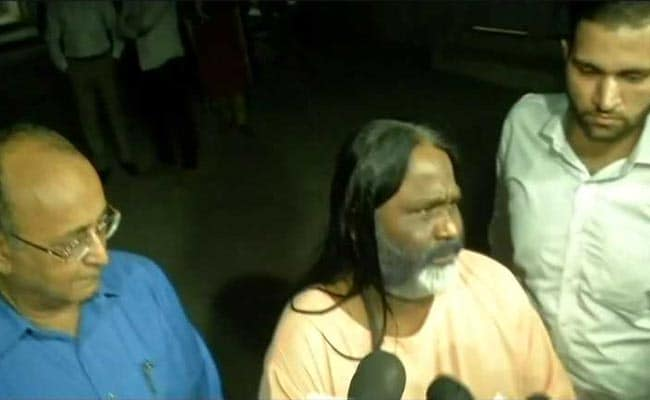 Self-Styled Godman Daati Maharaj, Accused Of Rape, Questioned For 7 Hours