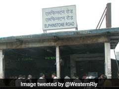 Mumbai's Elphinstone Road Station To Be Renamed As Prabhadevi