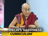 Video : Dalai Lama, Arvind Kejriwal Launch Happiness Program For Delhi Schools