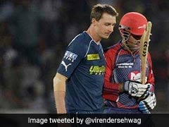 Virender Sehwag Greets Dale Steyn On His Birthday With Epic Tweet