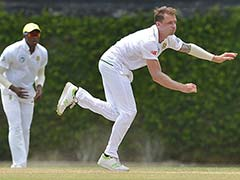 Fit-Again Dale Steyn Set For South Africa Test Return